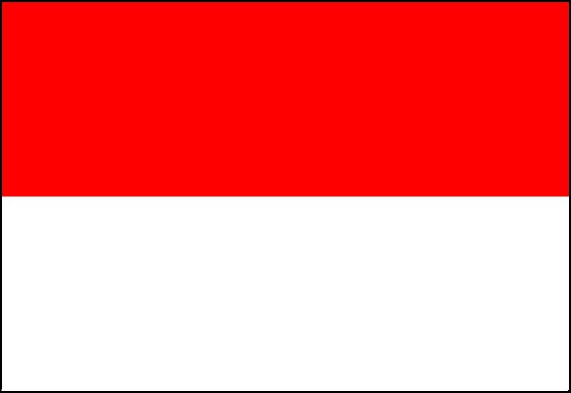 Drapeaux du monde - Drapeau rouge avec drapeau anglais ...